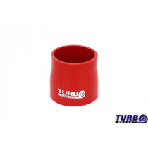 Szilikon szűkító TurboWorks Piros 63-80mm